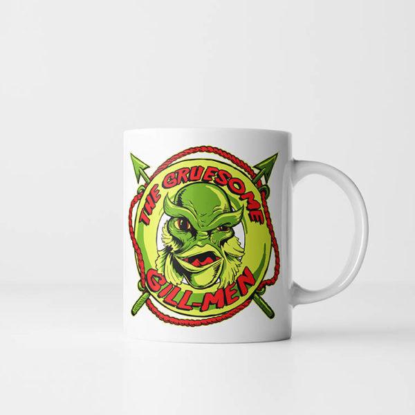 Gruesome Gillmen Mug