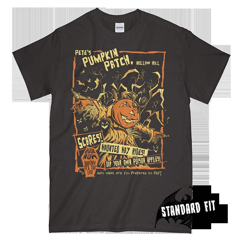 Pete's Pumpkin Patch T-Shirt